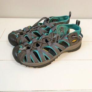 Keen Women's Whisper Waterproof Sandals- Sz 7